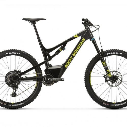 Les Vtt électriques Rocky Mountain Power Play disponibles sur www.vélos.bike