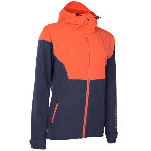 Veste Coupe-Vent Softshell Femme Ion Shelter 2018 - Orange