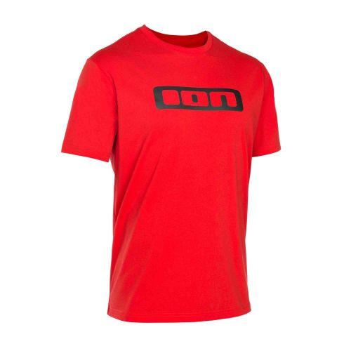 T-Shirt Ion Logo 2018 - Rouge
