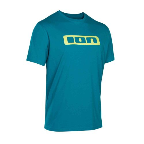 T-Shirt Ion Logo 2018 - Bleu Foncé
