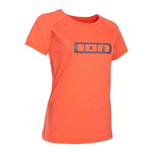 T-Shirt Femme Ion Logo 2018 - Orange