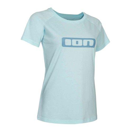 T-Shirt Femme Ion Logo 2018 - Bleu