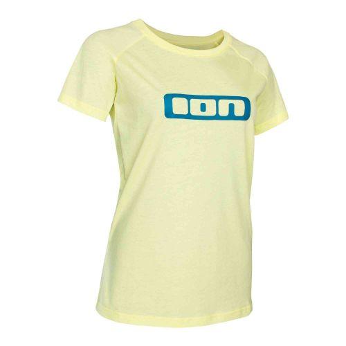 T-Shirt Femme Ion Logo 2018 - Brun