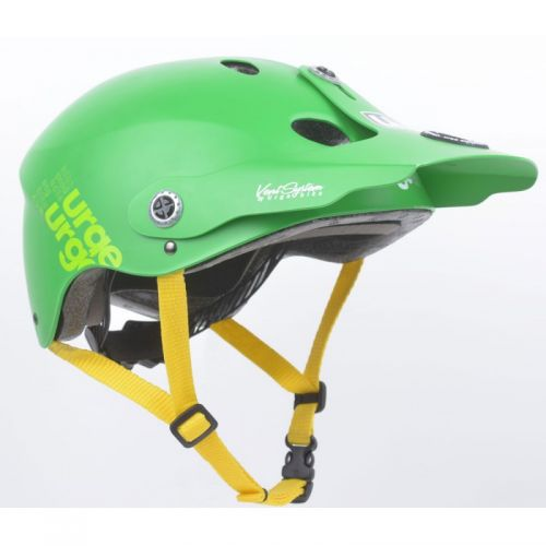 Casque Urge All-In Kid Vert - 48/50 Cm