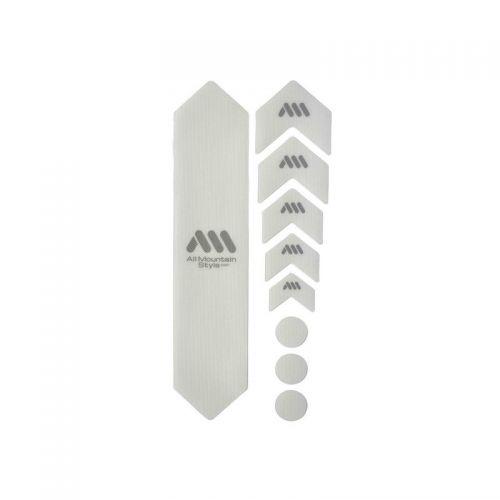 Kit Protection De Cadre All Mountain Style - 9 Pièces - Transparent