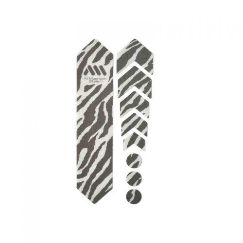 Kit Protection De Cadre All Mountain Style - 9 Pièces - Zebra