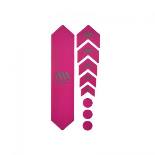 Kit Protection De Cadre All Mountain Style - 9 Pièces - Magenta