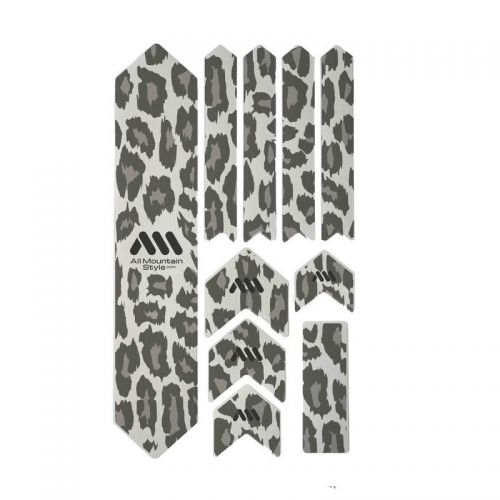 Kit Protection De Cadre All Mountain Style Xl - 10 Pièces - Cheetah
