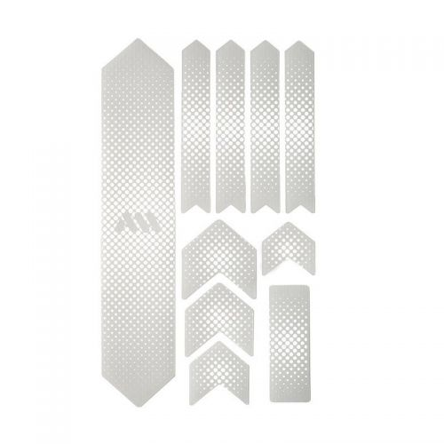 Kit Protection De Cadre All Mountain Style Xl - 10 Pièces - Drops/Blanc
