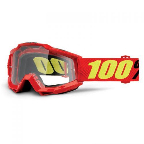 Masque 100% Accuri - Saarinen - Clear Lens