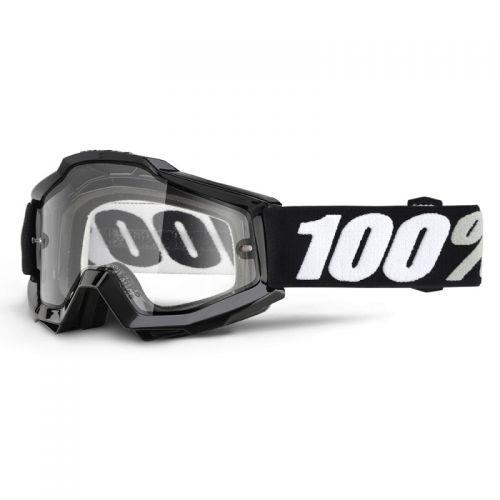 Masque 100% Accuri Otg (Porteur De Lunettes) - Tornado - Ecran Clair