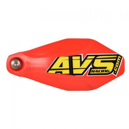 Protèges-Mains Avs Basic (Patte Plastique) Rouge
