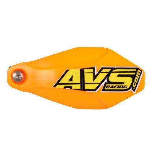 Protèges-Mains Avs Basic (Patte Plastique) Orange Fluorescent