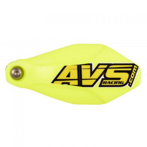 Protèges-Mains Avs Basic (Patte Plastique) Jaune Fluorescent
