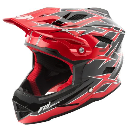 Casque Fly Default Shaun Palmer Edition Rouge/Noir
