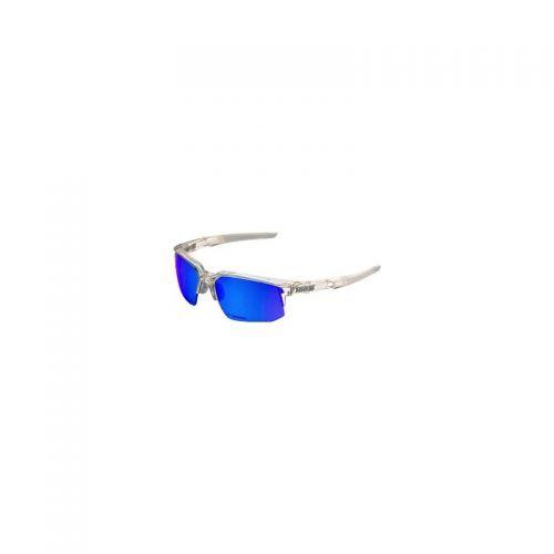 Lunettes 100% Speedcoupe - Aurora (Transparent) - Ecran Miroir Bleu