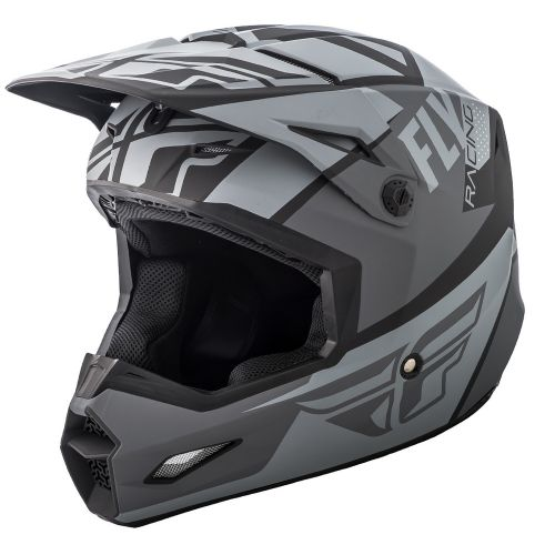 Casque Fly Elite Guild Gris/Noir