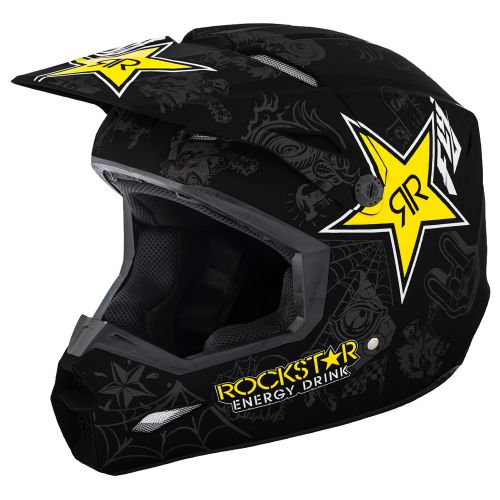 Casque Fly Elite Rockstar