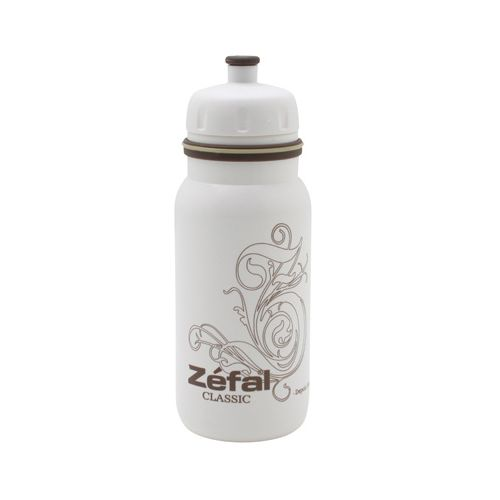 Bidon Zefal Classic Blanc 600Ml (Vissable)