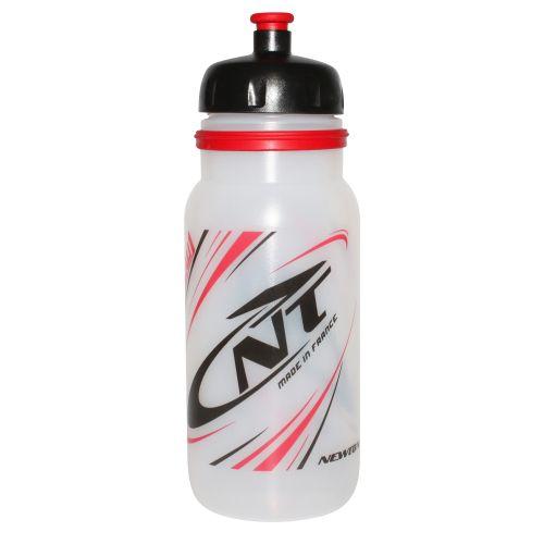 Bidon Newton One Translucide/Rouge 600Ml (Visser)