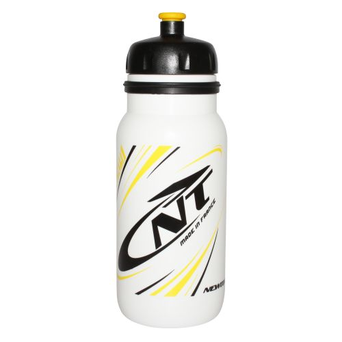 Bidon Newton One Blanc/Jaune 600Ml (Visser)