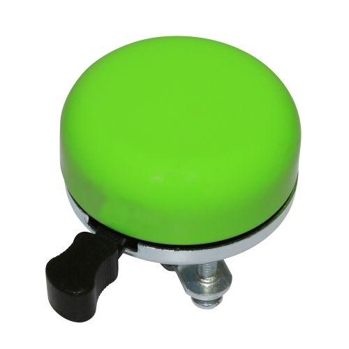 Sonnette Timbre Newton Uni Vert Pomme Diam 55Mm
