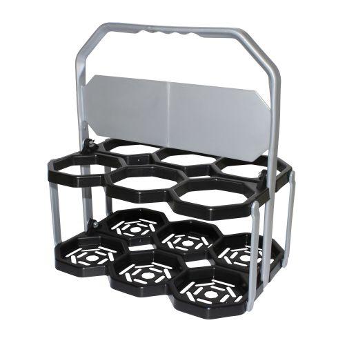 Panier Pliable Roto Pour Transport Des Bidons (6 Bidons)