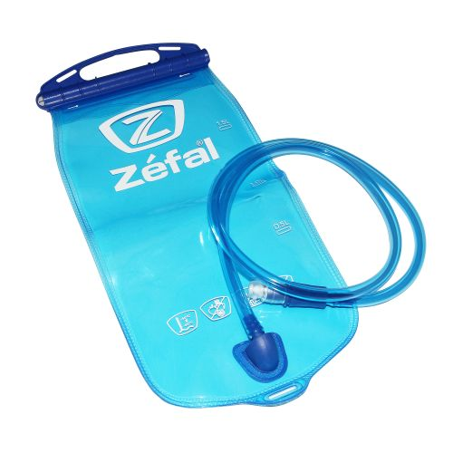 Poche A Eau Zefal 1.5L Ouverture Totale Et Nettoyage Facile