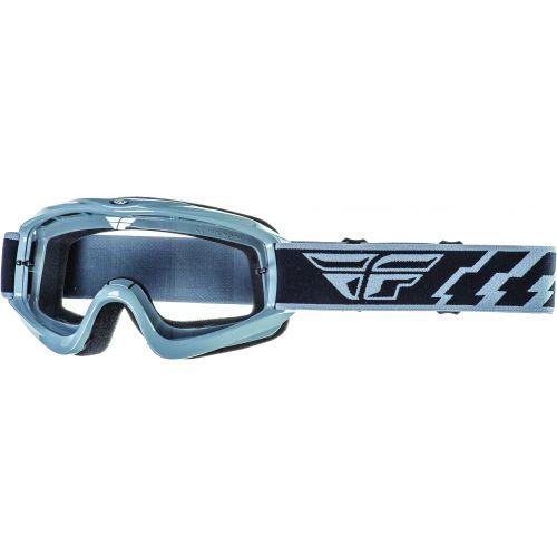 Masque Fly Focus Gris Ecran Translucide