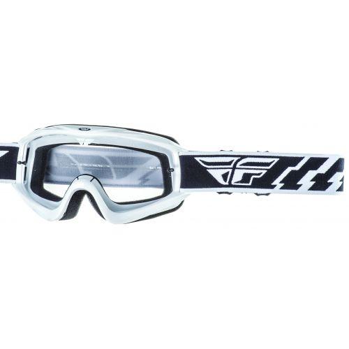 Masque Fly Focus Blanc Ecran Translucide