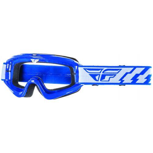 Masque Fly Focus Bleu Ecran Translucide
