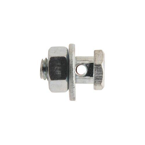 Serre Cable De Frein Diam 6X100 Trou 2,5Mm Decale (00421000-025) (Blister De 25)