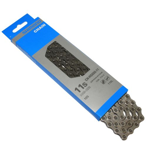 Chaine Velo 11V Shimano 105 5800 Hg601 116 Maillons