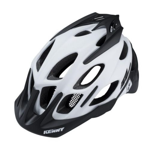 Casque Kenny Enduro S2 Blanc