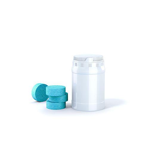 Pastille-Tablette Pour Fontaine De Nettoyage Professionnelle Biotablet (Lot De 4 Unites)