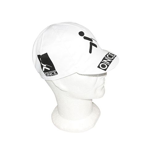 Casquette Velo Equipe Vintage Once