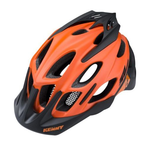 Casque Kenny Enduro S2 Orange Fluo