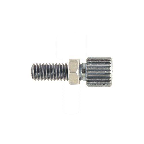 Vis Tendeur De Cable M5 X 100 L20Mm Trou 2,2-5,3Mm (00443000)