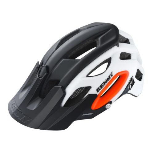 Casque Kenny Enduro S3 Blanc/Orange