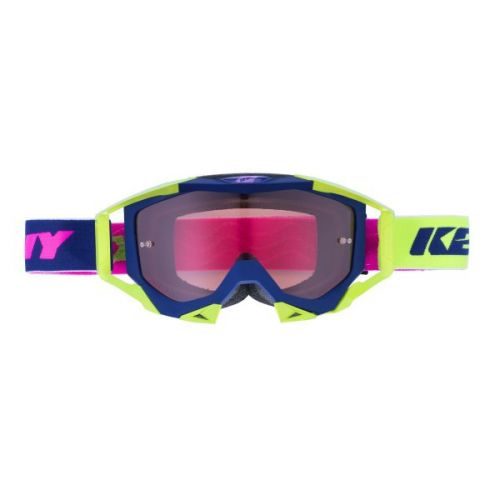 Masque Kenny Titanium Navy/Lime/Rose