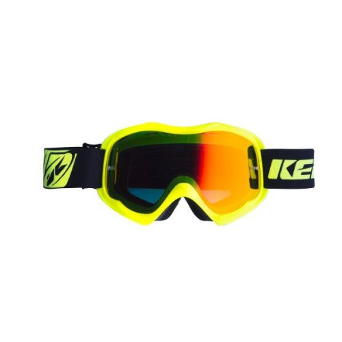 Masque Kenny Performance Jaune Fluo