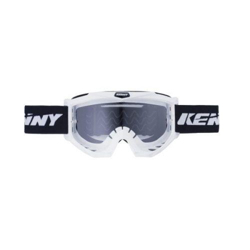 Masque Kenny Track Blanc