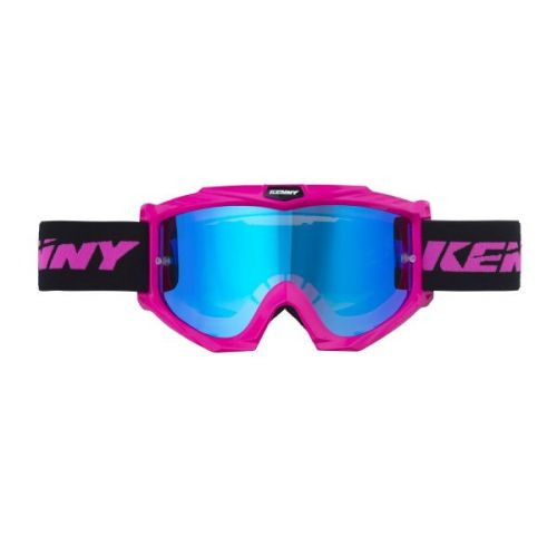 Masque Kenny Track Rose Fluo