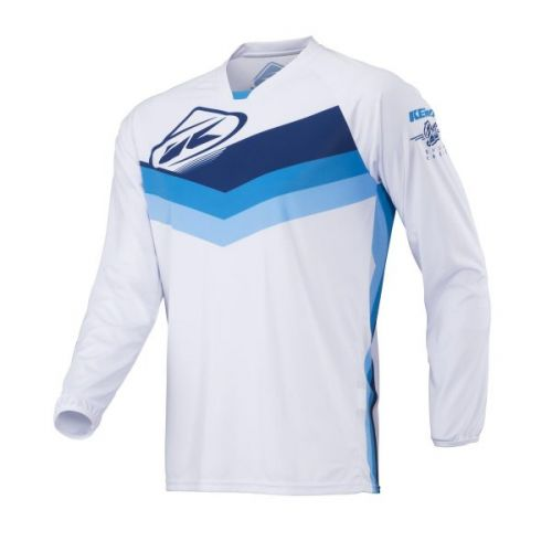 Maillot Kenny Defiant Blanc