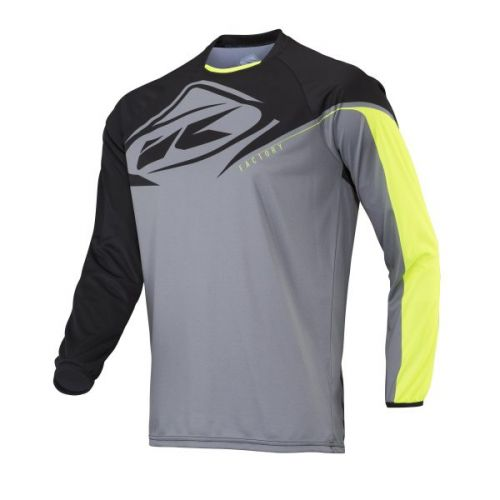 Maillot Kenny Factory Gris