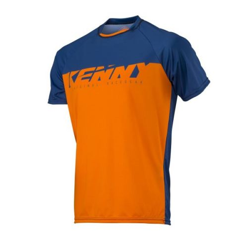 Maillot Kenny Indy Navy/Orange