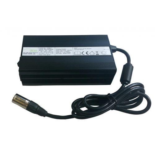 Chargeur De Batterie Power Pack E-Vision 26v/6Ah Charge Rapide