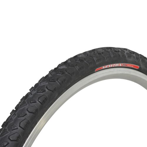 Pneu Vtt 26 X 1.95 Newton Cross Haute Protection Renfort Anti-Crevaison Protectivelayer 3Mm Noir Tr (50-559)