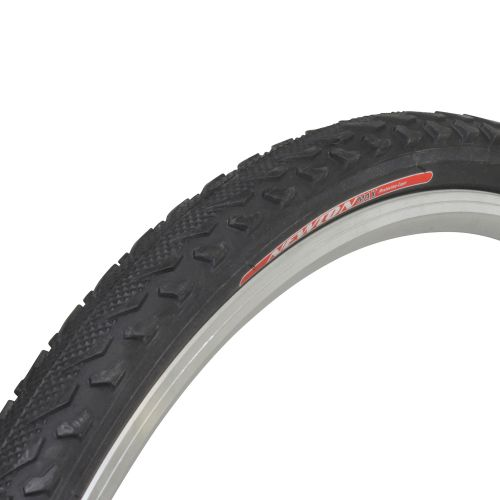 Pneu Vtt 26 X 1.90 Newton Sprint Haute Protection Renfort Anti-Crevaison Protectivelayer 3Mm Noir Tr (50-559)