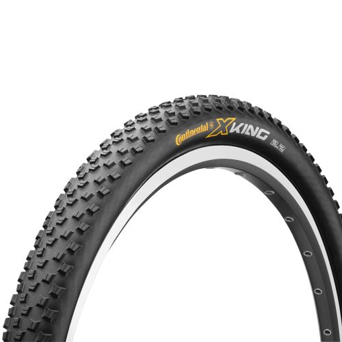 Pneu Vtt 29 X 2.00 Continental X-King Performance Noir Tubetype-Tubeless Ts (50-622)